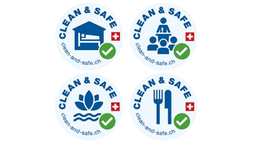 «Clean & Safe» - label for your safety
